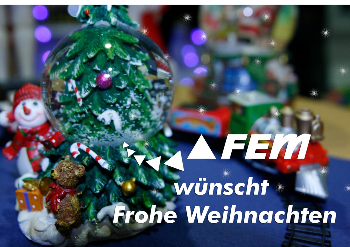 Ich Wünsche Euch Frohe Weihnachten Und Ein Gutes Neues Jahr.Einzelansicht Istuff Ilmenauer Studentenfernsehfunk